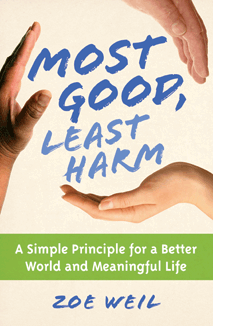 Most Good, Least Harm: A Simple Principle for a Better World and Meaningful Lifeby Zoe Weil