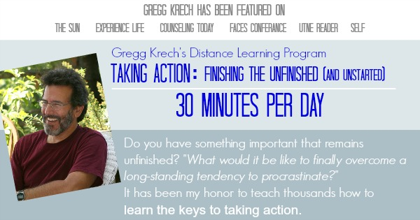 Taking Action: Finishing the Unfinished (and Unstarted) Online Program
